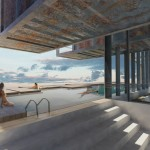 Container Vacation House Competition 2nd prize