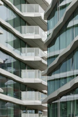 E Tower Eindhoven by Wiel Arets Architects