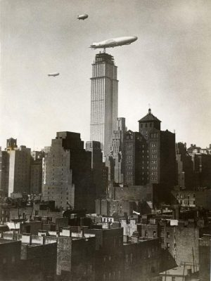Empire State Building by National Archief