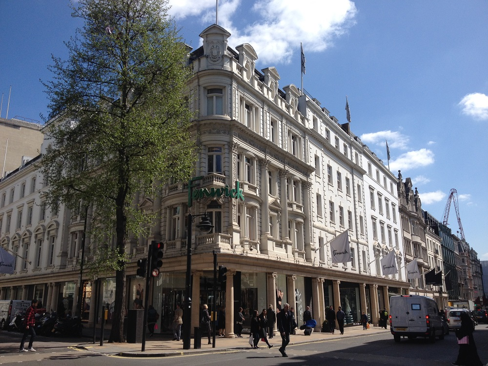 retail in london London — delvaux is forging ahead with its international expansion plans,  having just opened the doors to its second london flagship,.