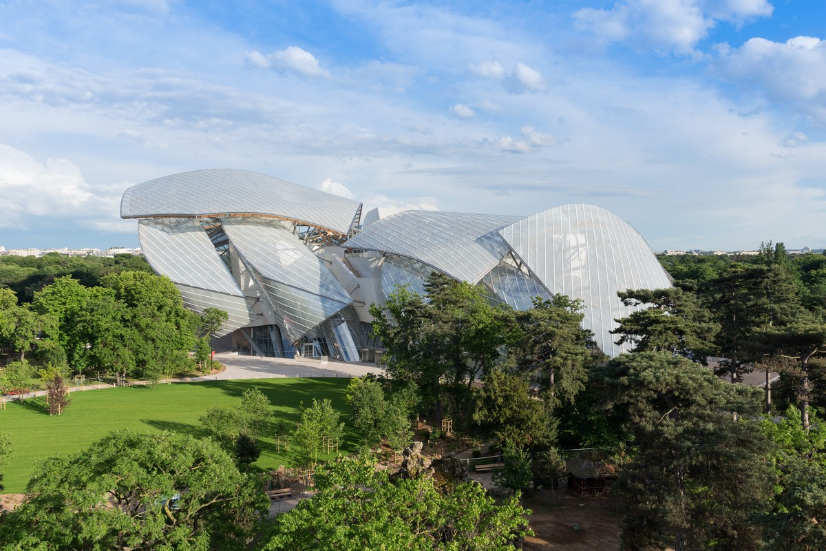 louis vuitton foundation building paris e architect