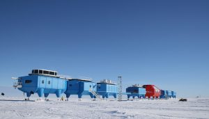 Halley VI Polar Research Station Antarctica