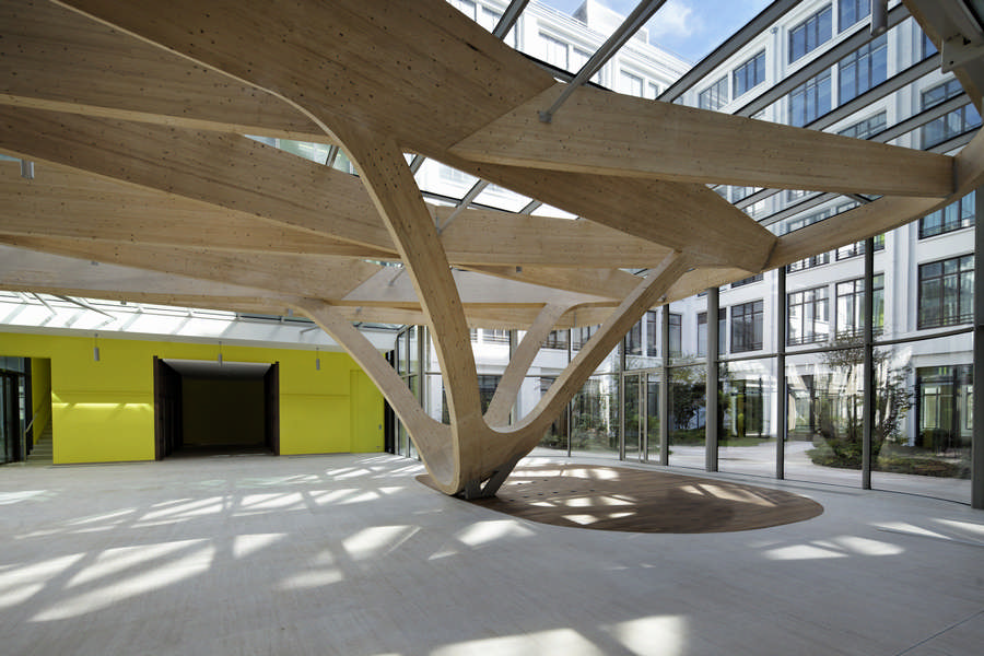 INOUT in Boulogne Billancourt 16  earchitect