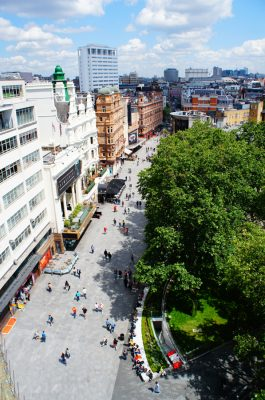 Leicester Square North Terrace