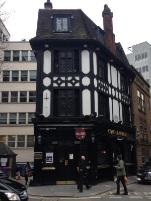 Old Mayfair pub