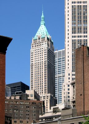 The Trump Building by John W. Cahill