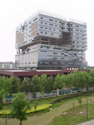 XJTLU Department of Architecture Suzhou building