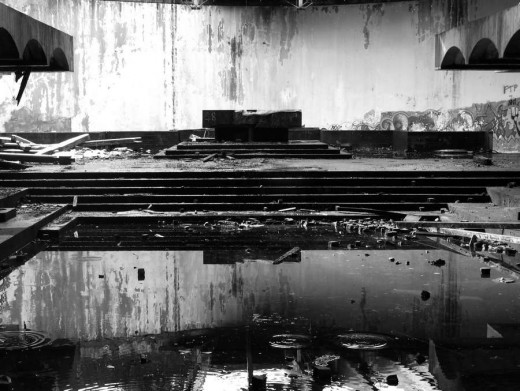 St Peters Seminary, Cardross Architectural News