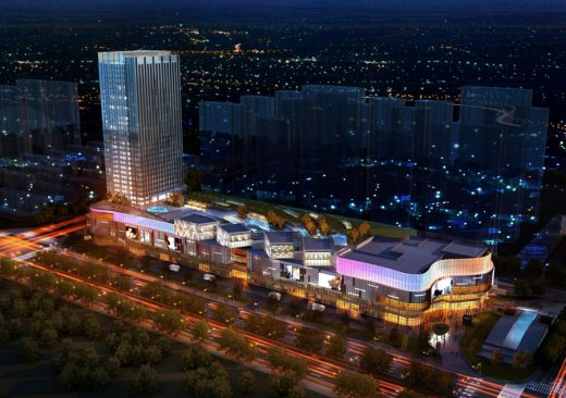 Hefei ID Mall Architectural News