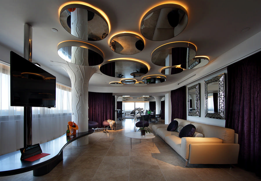 Ushuaa Beach Hotel Ibiza Suites 5 E architect