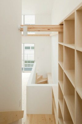 New Japanese home design by Kenji Architectural Studio