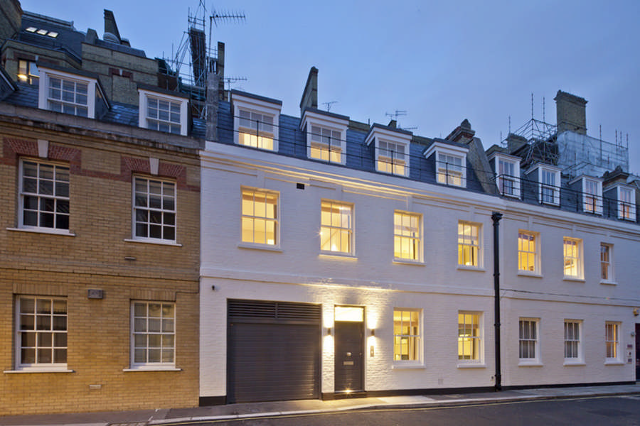 1000 Images About Mansard On Pinterest London Flat