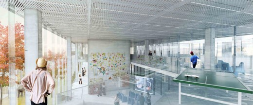 New Media Campus for Axel Springer