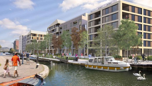 Neptune Wharf development