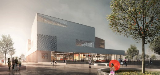Ningbo Library Architectural News