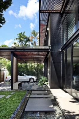 Contemporary South East Asian Luxury Residence