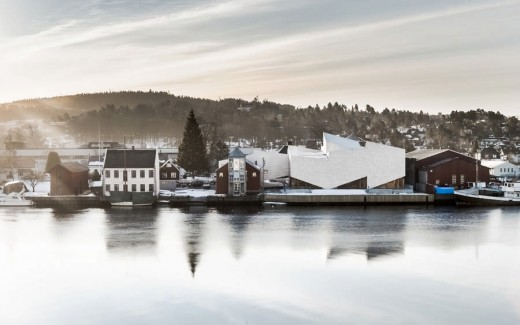Porsgrunn Maritime Museum and Exploratorium