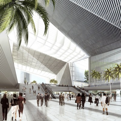 Qianhai Integrated Transportation Hub