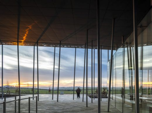 New Stonehenge Visitor Centre
