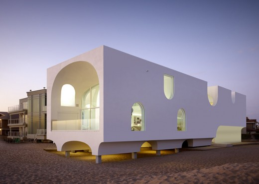 Vault House, Oxnard, California
