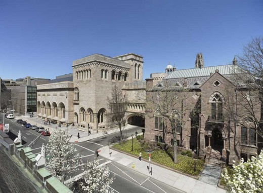 Yale school of architecture events e architect for Yale school of architecture