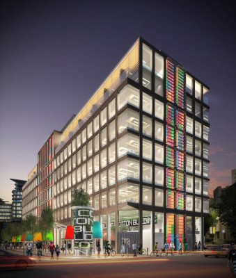 Allied London Office Spinningfields - Manchester Office Buildings