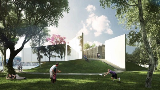 West Kowloon Arts Pavilion 1 Architectural News