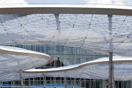 Bus Station Canopy Switzerland 6