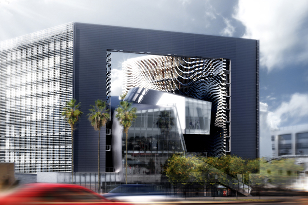 Emerson College Hollywood Los Angeles E Architect