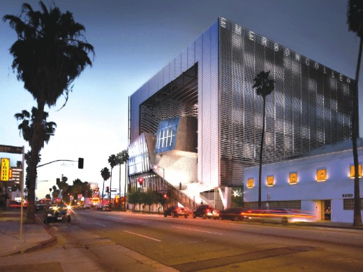 Emerson College Hollywood