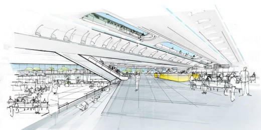 LA Union Station Master Plan Architectural News
