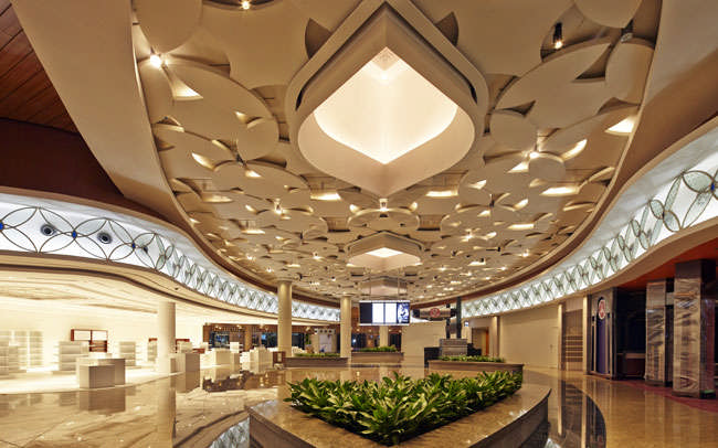 Mumbai T2 Airport Terminal 8 E Architect