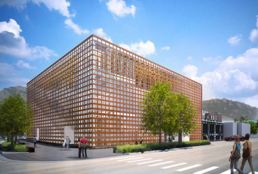 New Aspen Art Museum Building