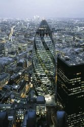 Foster + Partners The Gherkin tower London