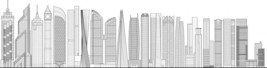 Tallest Skyscrapers in 2013