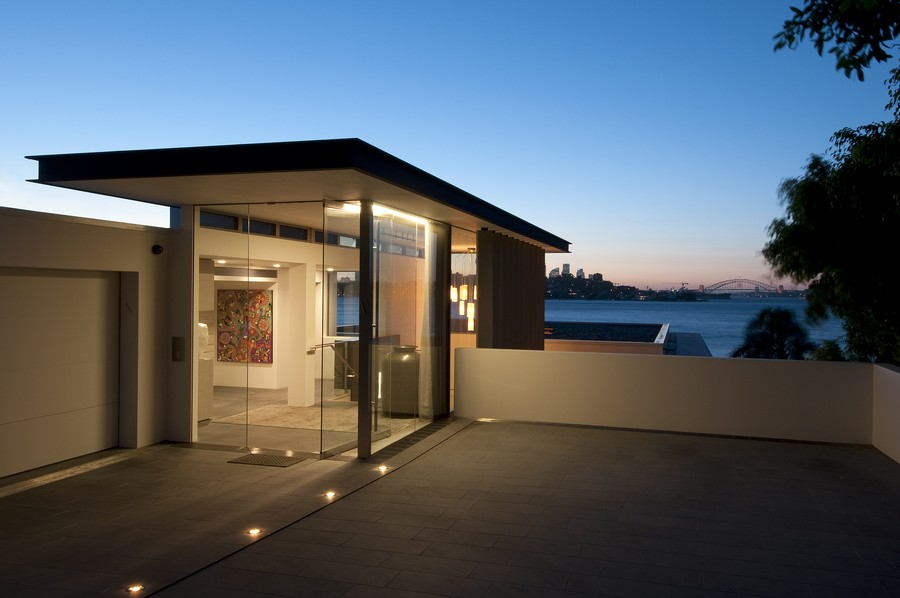 B House Rose Bay Nsw Residence E Architect