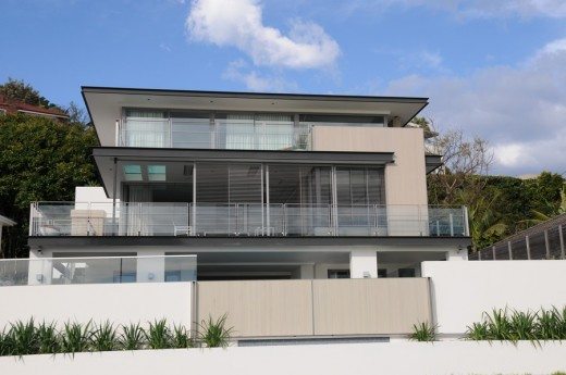 New South Wales Residential Development - design by Bruce Stafford Architects