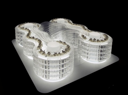 Biomimetic Office Building