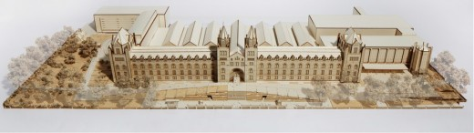 Natural History Museum Grounds Design 6