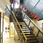 Stirling Tolbooth stair