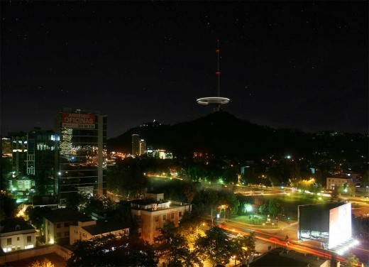 Santiago Telecom Tower