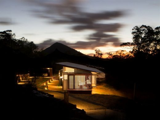 Wallaby Lane House, Queensland residence