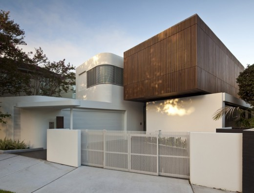 New House in Bellevue Hill, Vaucluse, Sydney