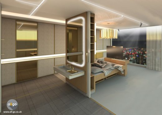Allgo accessible hotel room of the future