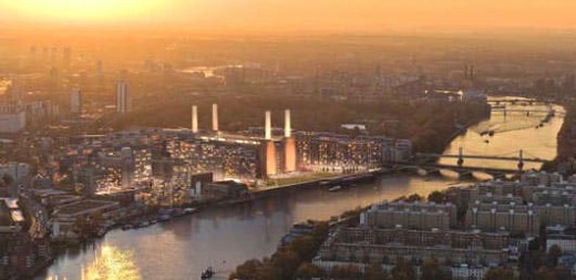 Battersea Power Station Designs