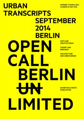 Berlin Unlimited architecture competition