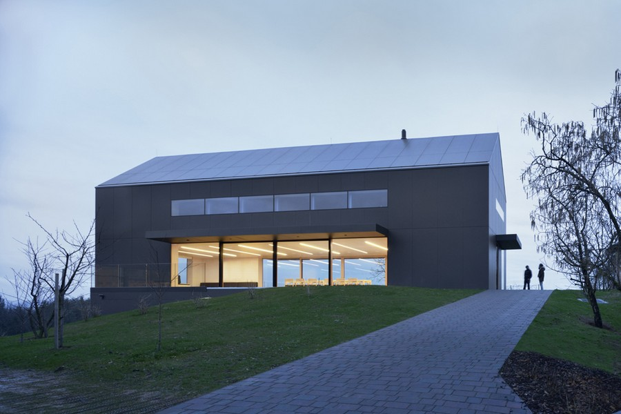 Black Barn Entrupert Slovenia E Architect