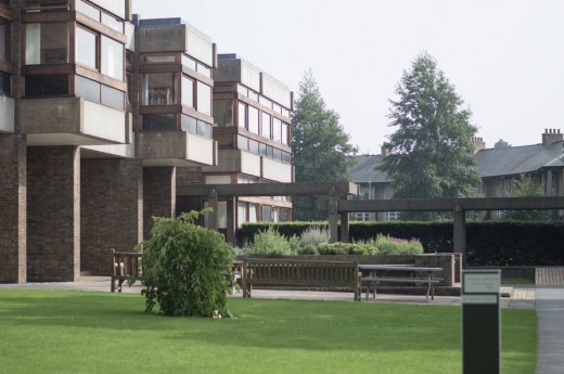 Churchill College Cambridge