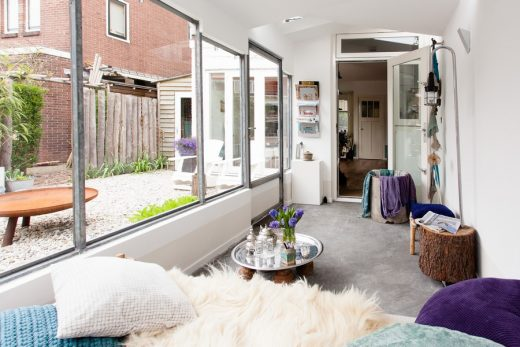 Contemporary Extension for Haarlem property renewal