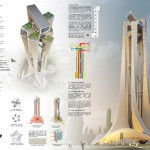 Dubai Architecture School Tower Contest b1